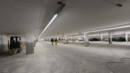 Nieuwe ondergrondse parking: dit is ze