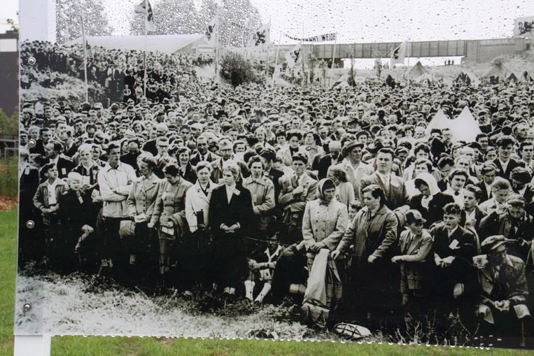 Vroeger bezochten duizenden mensen de bedevaart. Vorig jaar waren er nog geen honderd.