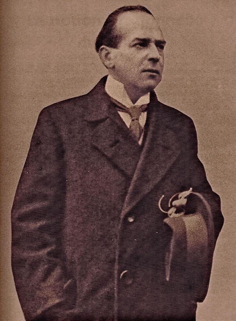 null Beeld Oswald Spengler