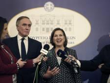 La secrétaire d'État adjointe américaine en Ukraine