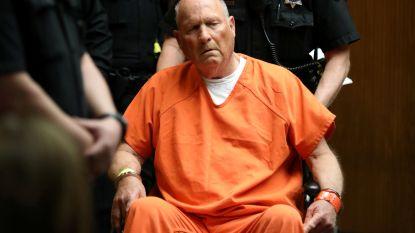 Dertiende moordaanklacht tegen vermoedelijke 'Golden State Killer' in Californië