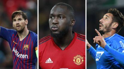 Messi naast Ronaldo, trieste statistiek voor United én ex-Rouche met fraai record: de opvallendste cijfers van de tweede Champions League-speeldag