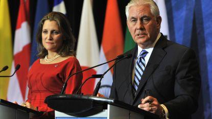 Twintig landen, onder wie de VS en Canada, overwegen extra sancties tegen Noord-Korea