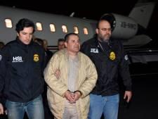 'El Chapo' hoort vandaag hoe lang hij de cel in moet