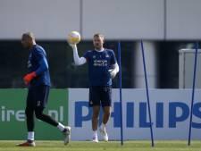 Jeroen Zoet voelt zich prettig bij PSV: 'Andere koers, nieuwe scherpte'