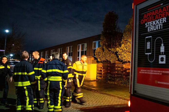 Opnieuw buitenbrand in Oosterhout