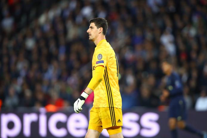 """""""Thibaut Courtois a perdu le duel des gardiens"""" face à son ancien concurrent, qui jouit toujours d'une très grosse cote à Madrid."""