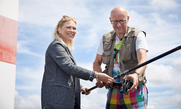 Jan en Madeleine van Toorenburg