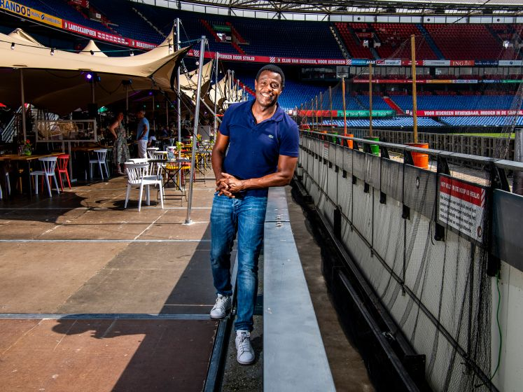 John Williams is klaar voor discofeest in Kuip: 'We gaan rocken!'