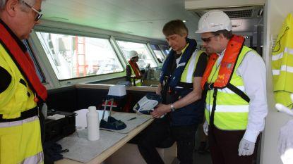 Nieuwe meetapparatuur voor controle scheepsbrandstof