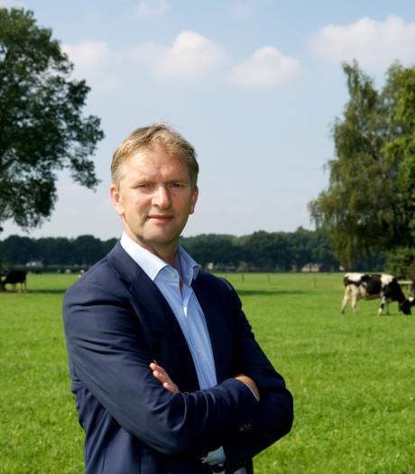 Dalfser Kamerlid Maurits von Martels nog een keer te paard bij cross in Staphorst