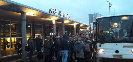 Gestrand in Hengelo: gratis kop koffie voor het ongemak