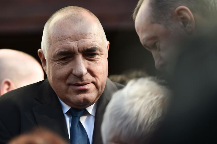 De Bulgaarse premier Boyko Borissov wil graag met Rutte op stap.