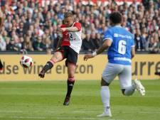 LIVE | Clasie zet Feyenoord met heerlijke volley op voorsprong