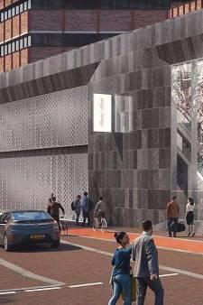 Ophef over 'blinde muur' in nieuw ontwerp Catharijnesingel
