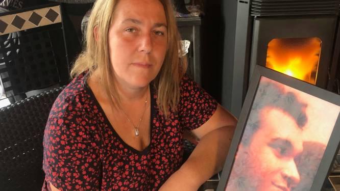"""Zes jaar schreeuwde Patricia (43) om psychiatrische hulp voor haar zoon: """"En toen stonden er vier agenten voor de deur. Ik moest zijn schoenen identificeren"""""""