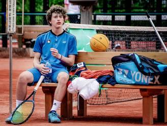 """Noah Merre (TC Eeklo): """"Wimbledon is niet meer zo ver af"""""""