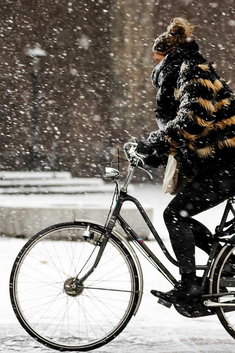 Sneeuw op komst! Oost-Nederland morgen bedekt onder wit laagje