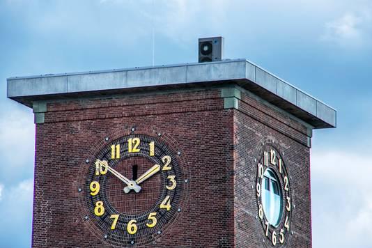 Overigens is het geen airco, maar een duurzame luchtwarmtepomp die juist zorgt voor verwarming in de toren.