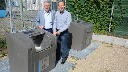 Cortewalle krijgt ondergrondse afvalcontainers