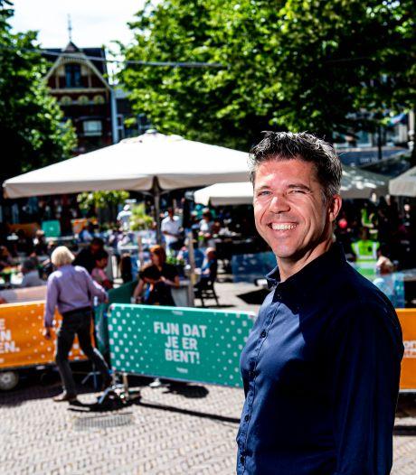 Marco Bod moet centrum Apeldoorn weer levendig maken na coronacrisis: 'Afgelopen maanden waren verschrikkelijk naar'