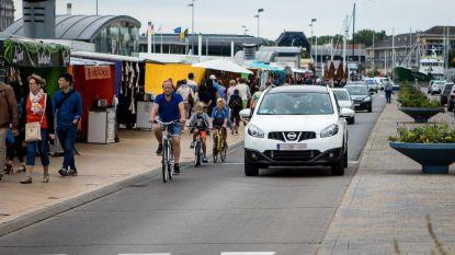 Oostende met de hakken over de sloot in Fietsrapport 2019