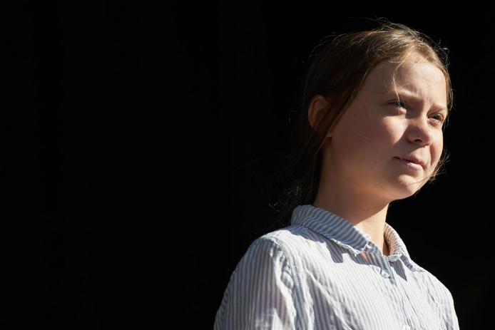 Klimaatactiviste Greta Thunberg.