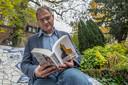 Marcel de Jong met zijn nieuwe boek