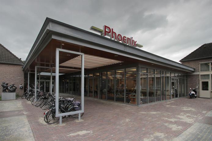 Gemeenschapshuis De Phoenix in Schaijk.