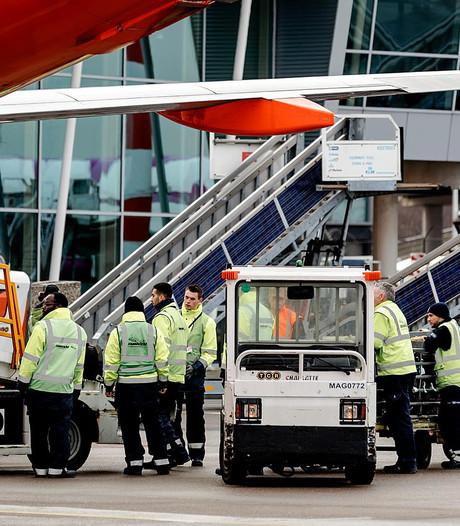 Nieuwe cao voor vrachtafhandelaar Schiphol