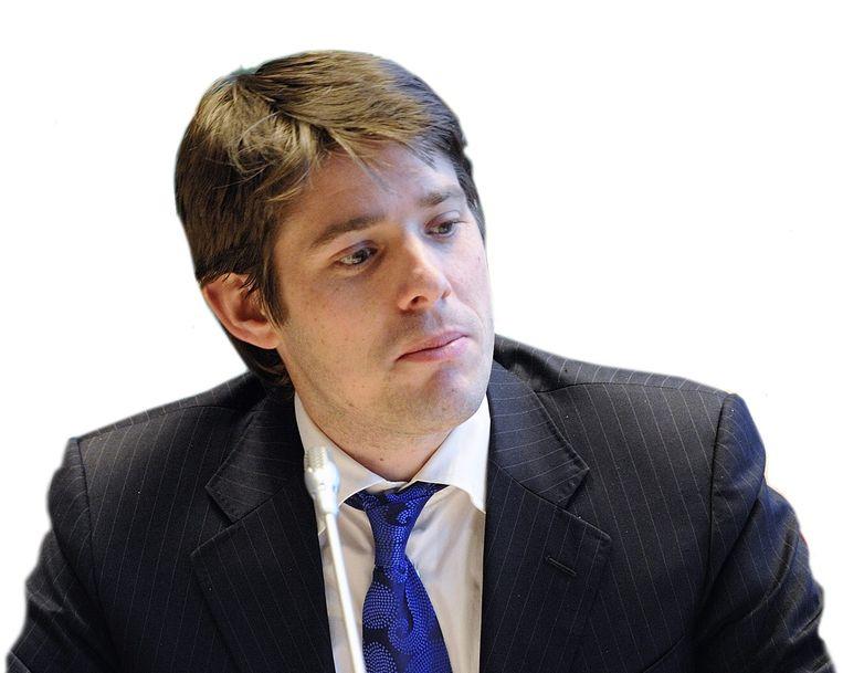 De wethouder van Werk, Arjan Vliegenthart, heeft op initiatief van raadsleden een gesprek belegd in de ambtswoning. Beeld Lex van Lieshout