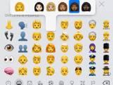 De eeuwige discussie over gelijke representatie in emoji