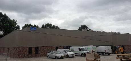 Nieuwe sporthal De Werft in Kaatsheuvel voor zomervakantie opgeleverd