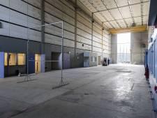 Fietsen door de drukpershal, het zou zomaar kunnen in nieuw woningbouwplan Enschede