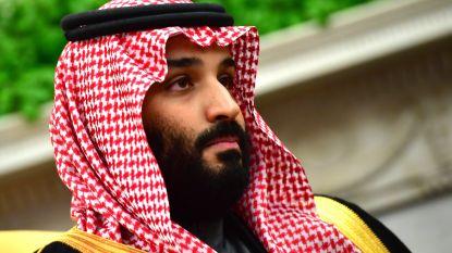 """Saoedische kroonprins doet opvallende uitspraak: """"Israëli's én Palestijnen hebben recht op eigen land"""""""