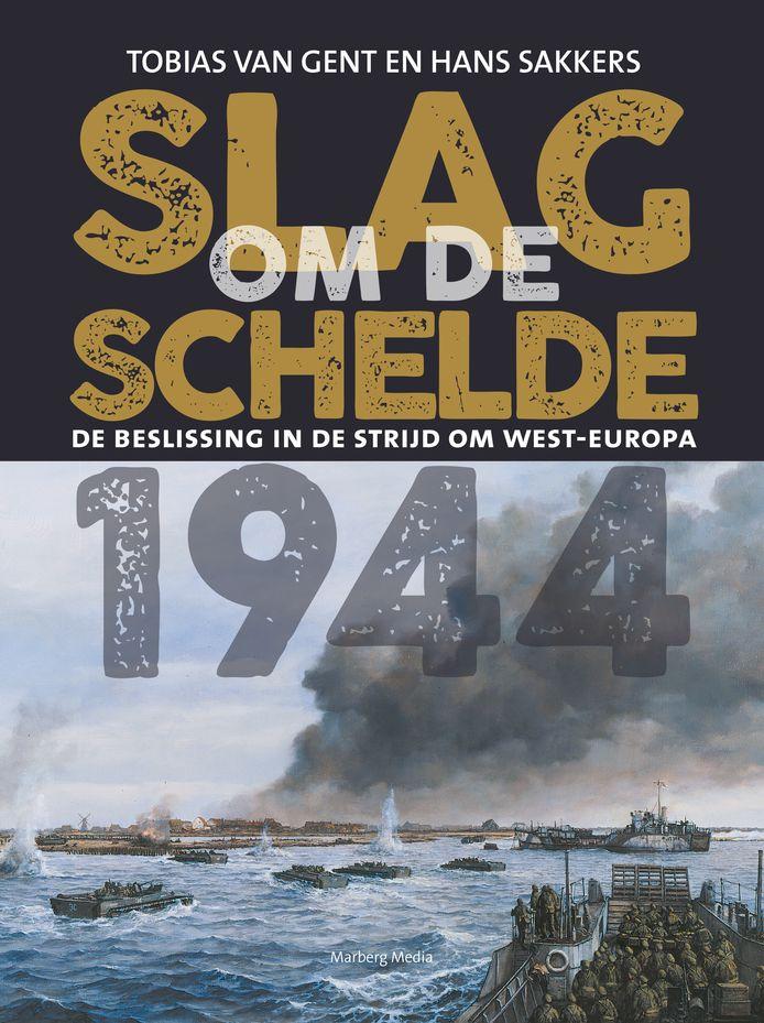 cover Slag om de Schelde 1944