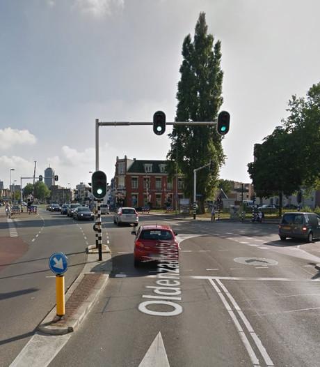 Kruising spoorwegovergang Oldenzaalsestraat in Enschede blijft zoals hij is