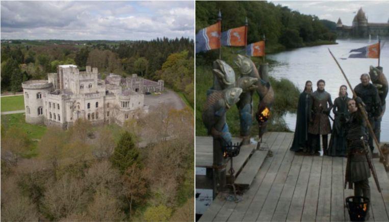 Altijd al in een echt 'Game Of Thrones'-kasteel willen wonen? Dit kasteel staat te koop.