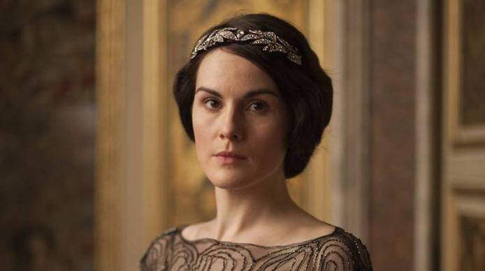 Dockery speelde Lady Mary.