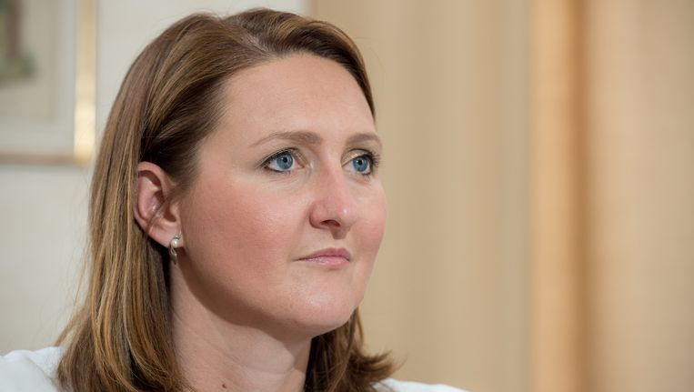 Open Vld-voorzitster Gwendolyn Rutten ziet een taks op de huurinkomsten niet zitten.