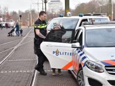 Zes mensen gaan met elkaar op de vuist voor Den Haag Centraal