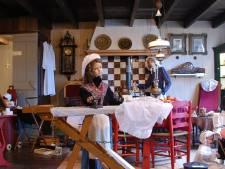 Oud Oosterhout is een tijdmachine die bezoekers omtovert tot reuzen