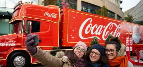 Coca Cola-kersttruck komt naar Arnhem