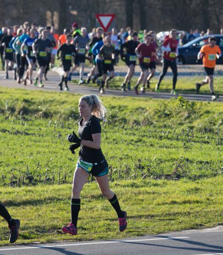 Sarah-Lynn Reuver verbetert parcoursrecord op Pomploop