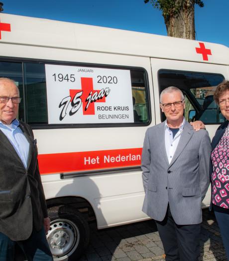 Rode Kruis Beuningen zou weer meer willen zorgen