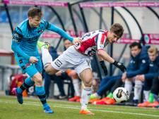 Willem II licht optie in contract Andreias Calcan niet