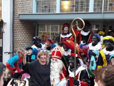 Veel plezier maar ook tranen bij afscheid zwarte piet in Wageningen
