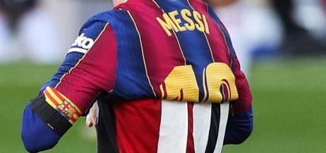Une amende pour Messi après son hommage à Maradona