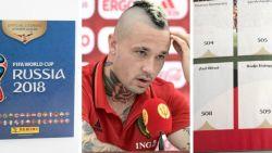 Nainggolan mag mee naar het WK, dan toch van Panini