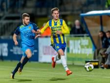 RKC Waalwijk pakt met tien man punt tegen Cambuur